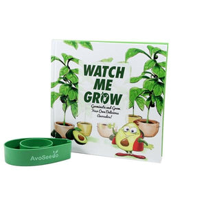 Watch Me Grow AvoSeedo Book Set-Book-Avoseedo-Top Notch Gift Shop
