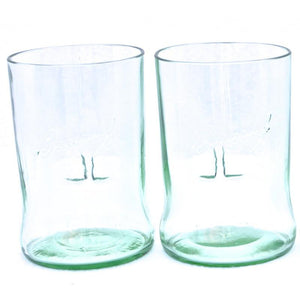 Bacardi Rocks Glasses - Boxed Set of 2-Rocks Glass-BluMarble-Top Notch Gift Shop