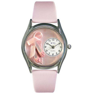 Ballet Shoes Watch Small Silver Style-Watch-Whimsical Gifts-Top Notch Gift Shop