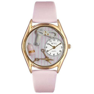 Beautician Female Watch Small Gold Style-Watch-Whimsical Gifts-Top Notch Gift Shop