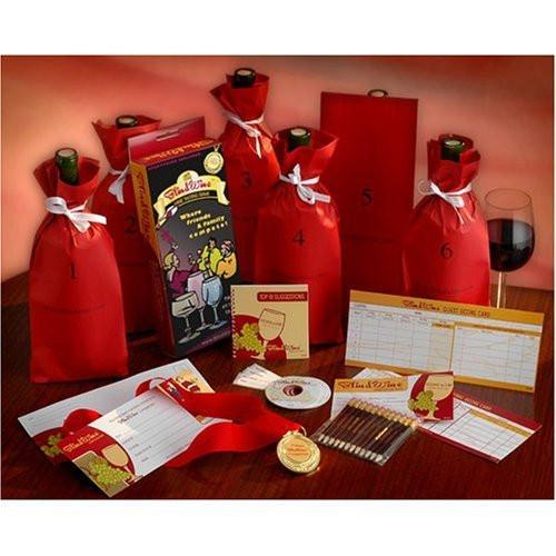 BlindWine™ - Wine Tasting Game-Blind WIne-Top Notch Gift Shop