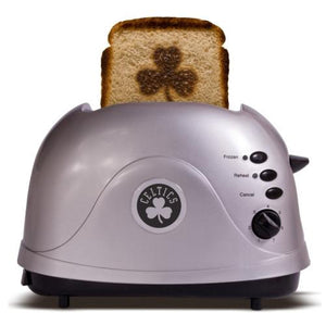 Boston Celtics Protoast Toaster-Toaster-Pangea Brands, LLC-Top Notch Gift Shop
