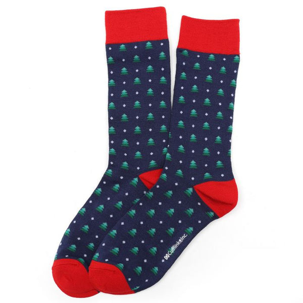 Christmas Tree Socks-Socks-Cufflinks, Inc.-Top Notch Gift Shop