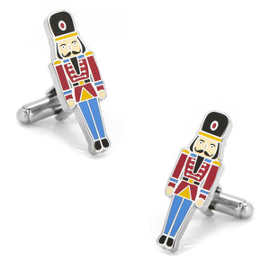 Nutcracker Cufflinks-Cufflinks-Cufflinks, Inc.-Top Notch Gift Shop