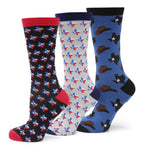 Texas Strong 3 Pack Socks Gift Set-Socks-Cufflinks, Inc.-Top Notch Gift Shop