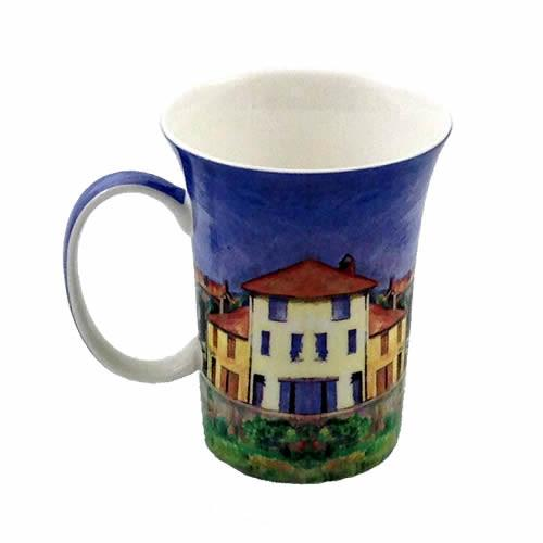 Cezanne Set of 4 Bone China Mugs-McIntosh Trading-Top Notch Gift Shop