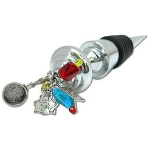 Chef Wine Bottle Stopper-Classic Legacy-Top Notch Gift Shop