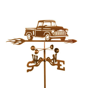 Chevy Truck Weathervane-Weathervane-EZ Vane-Top Notch Gift Shop