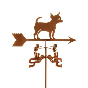 Chihuahua Weathervane-Weathervane-EZ Vane-Top Notch Gift Shop