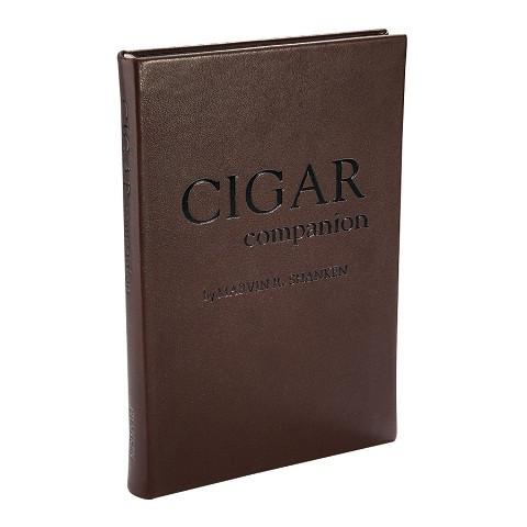 Cigar Companion Book - Leather Bound Collector's Edition-Graphic Image, Inc.-Top Notch Gift Shop