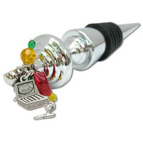 Cigar  Wine Bottle Stopper