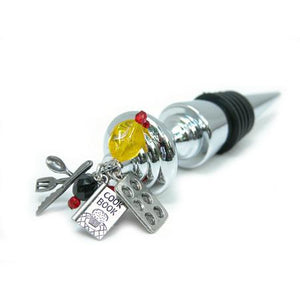 Cooking Wine Bottle Stopper-Bottle Stopper-Classic Legacy-Top Notch Gift Shop