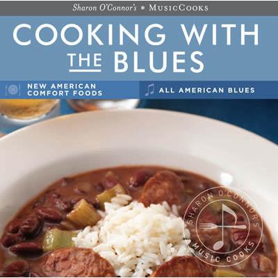 Cooking With the Blues Boxed Set - MusicCooks-Menus and Music-Top Notch Gift Shop