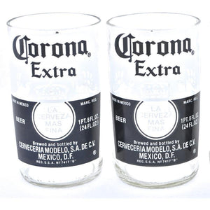 Corona Tumblers - Boxed Set of 2-Tumbler-BluMarble-Top Notch Gift Shop