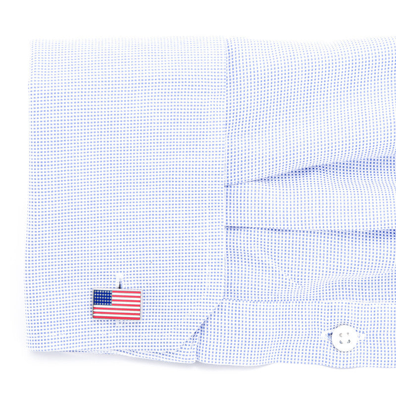 American Flag Cufflinks-Cufflinks-Cufflinks, Inc.-Top Notch Gift Shop