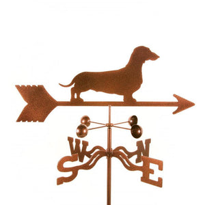Dachshund Weathervane-Weathervane-EZ Vane-Top Notch Gift Shop