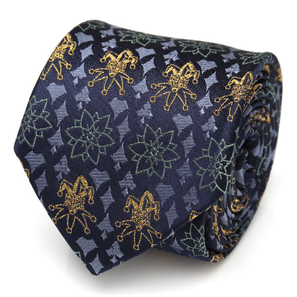 Joker Print Tie-Necktie-Cufflinks, Inc.-Top Notch Gift Shop