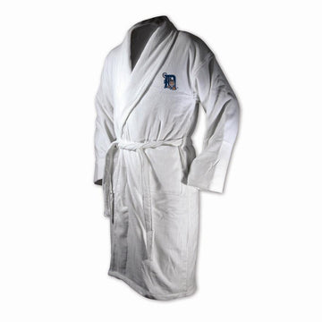 Detroit Tigers White Terrycloth  Bathrobe