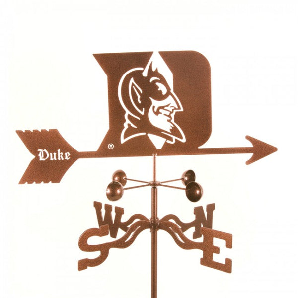 Duke Blue Devils Weathervane-Weathervane-EZ Vane-Top Notch Gift Shop