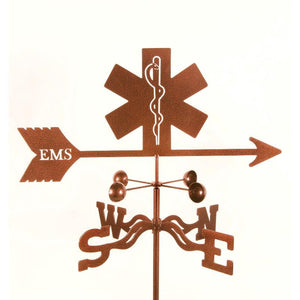 EMS Weathervane-Weathervane-EZ Vane-Top Notch Gift Shop
