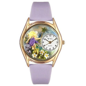 Fairy Watch Small Gold Style-Watch-Whimsical Gifts-Top Notch Gift Shop