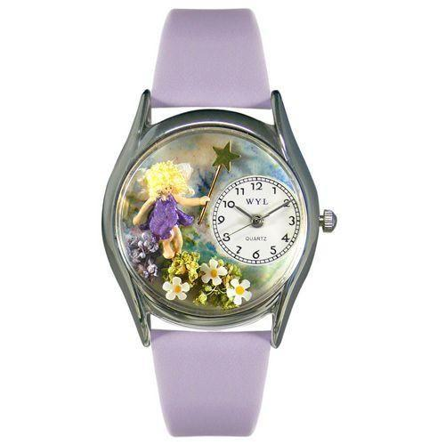 Fairy Watch Small Silver Style-Whimsical GiftsTop Notch Gift Shop