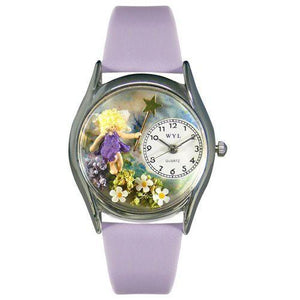Fairy Watch Small Silver Style-Watch-Whimsical Gifts-Top Notch Gift Shop
