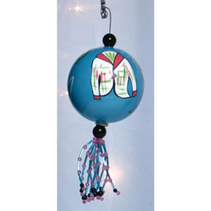 Fashionista Bauble Ornament by Lolita®-Ornament-Designs by Lolita® (Enesco)-Top Notch Gift Shop