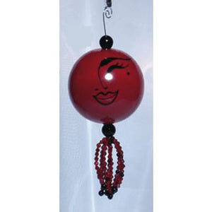 Flirt Bauble Ornament by Lolita®-Ornament-Designs by Lolita® (Enesco)-Top Notch Gift Shop