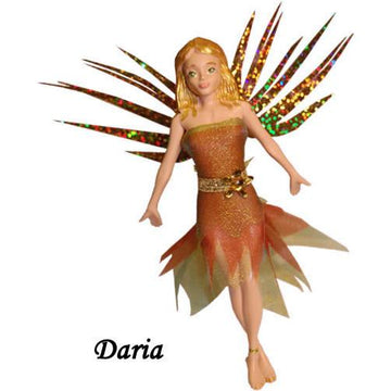 Flitter Fairies - Daria, The Forest Fairy