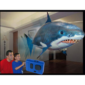 Flying Shark Air Swimmer-Toy-William Mark Corp.-Top Notch Gift Shop