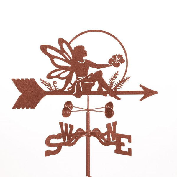 Garden Fairy Weathervane-Weathervane-EZ Vane-Top Notch Gift Shop