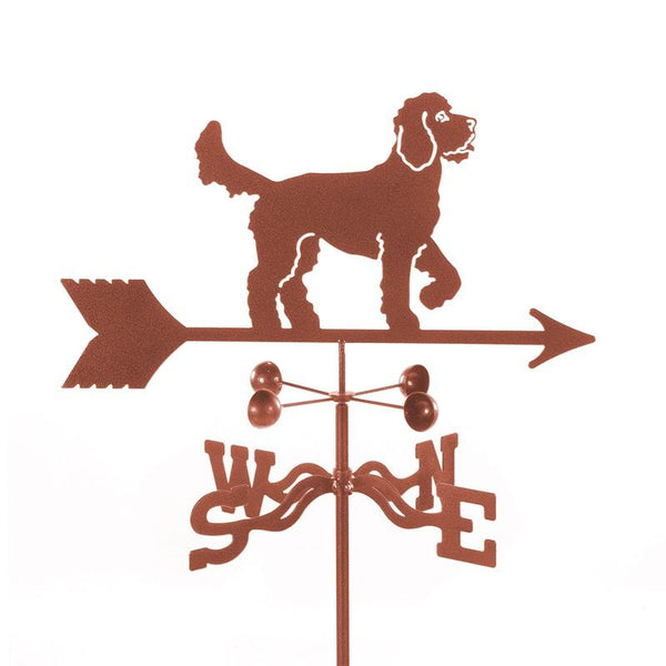 Golden Doodle Weathervane-Weathervane-EZ Vane-Top Notch Gift Shop