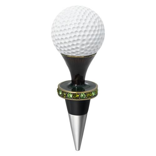Golf Ball Bottle Stopper-Bottle Stopper-Olivia Riegel-Top Notch Gift Shop