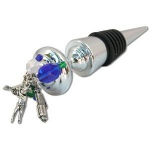 Golf Wine Bottle Stopper-Bottle Stopper-Classic Legacy-Top Notch Gift Shop