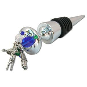 Golf  Wine Bottle Stopper