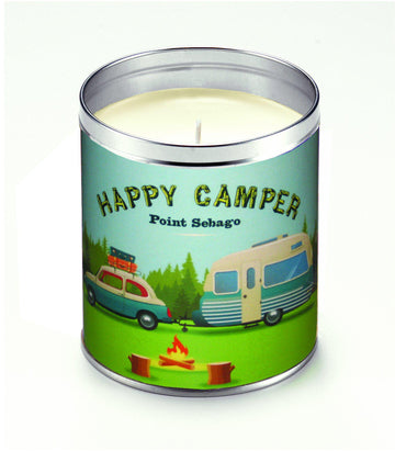 Happy Camper Scented Candle