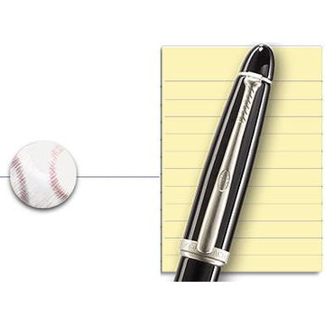 Baseball Bat Pen by Josh Bach