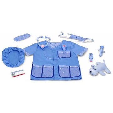 Veterinarian Costume Role Play Set