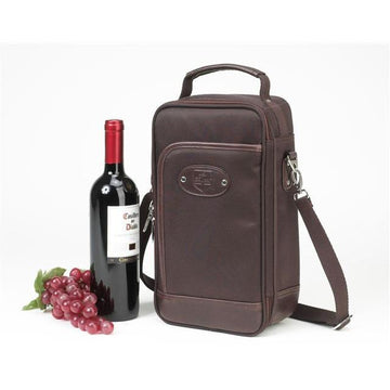 Insulated Wine Backpack for 2