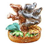 Koala With Baby Limoges Box by Rochard™-Limoges Box-Rochard-Top Notch Gift Shop