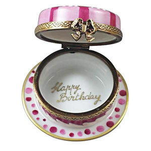 Sweet 16 Cake Birthday Cake Limoges Box by Rochard™-Limoges Box-Rochard-Top Notch Gift Shop