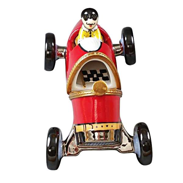 Race Car Limoges Box by Rochard™-Limoges Box-Rochard-Top Notch Gift Shop