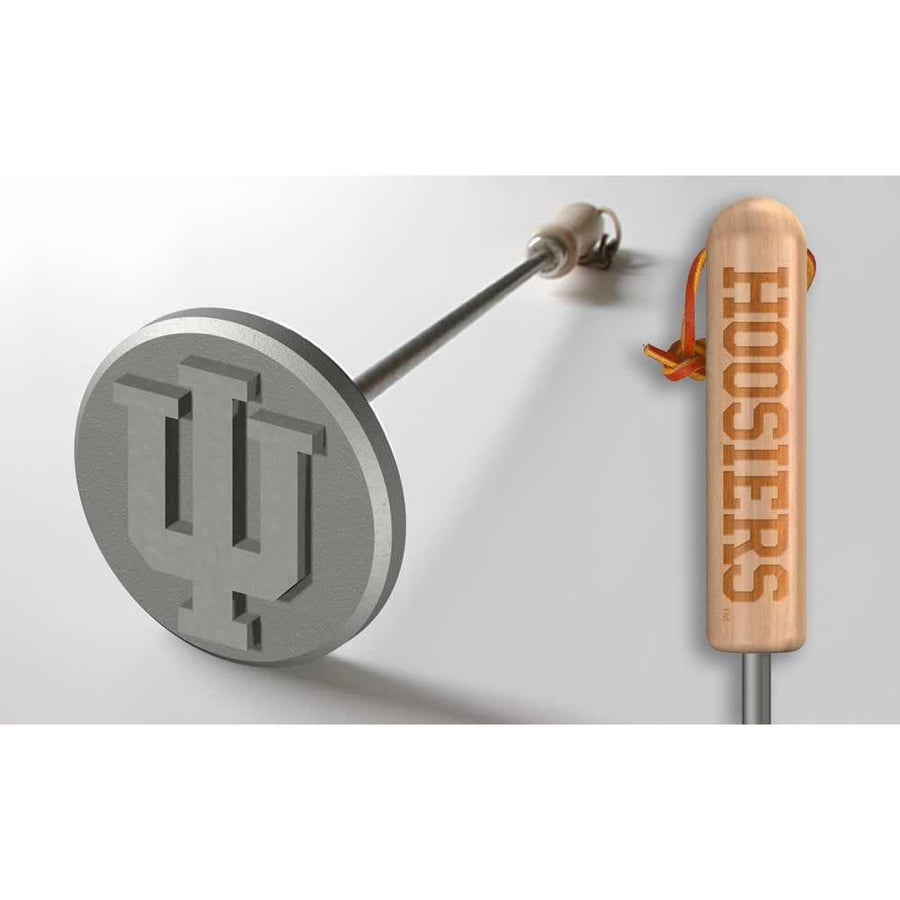 Indiana Steak Branding Irons-Barbeque Tool-Sports Brand-Top Notch Gift Shop