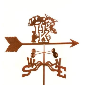 Kentucky University Weathervane-Weathervane-EZ Vane-Top Notch Gift Shop