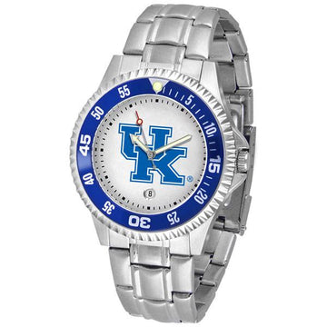 Kentucky Wildcats Competitor  - Steel Band Watch