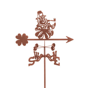 Leprechaun Weathervane-Weathervane-EZ Vane-Top Notch Gift Shop
