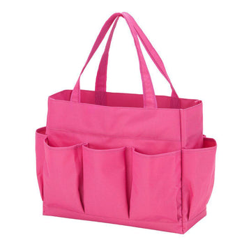 Hot Pink Carry All Bag - Personalized