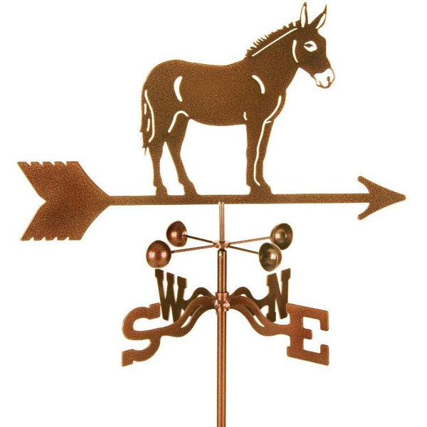 Mule Weathervane-Weathervane-EZ Vane-Top Notch Gift Shop