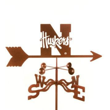 Nebraska University  Weathervane